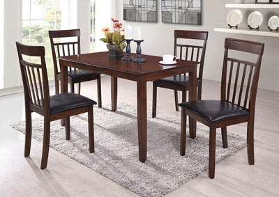 Image for Oak Side Chair (Set of 2)