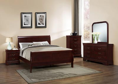 Image for LPCherry Queen bed