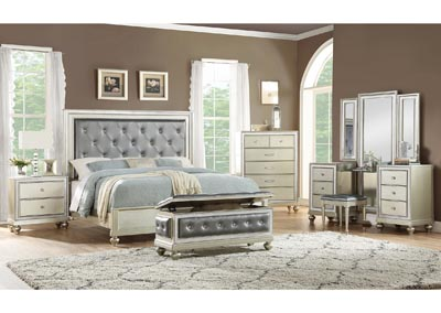 Image for Zara Queen Bed
