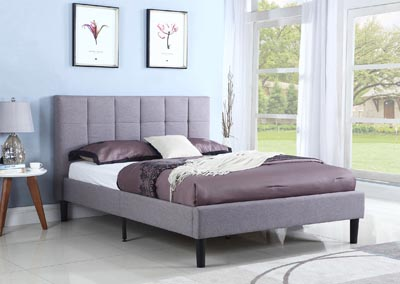 Image for Onyx Grey King Bed