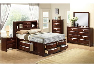 Image for Emily Queen Bed