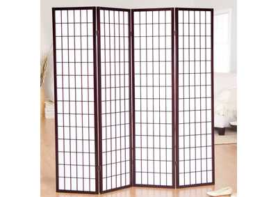 4 Panel Cherry Screen