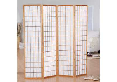4 Panel Natural Screen