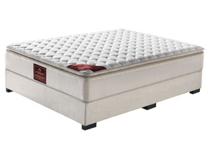 12'' King Pillow Single Mattress