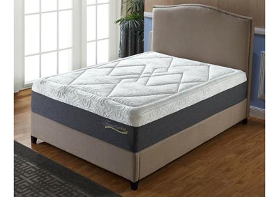14 Gel Memory Foam Mattress King Size