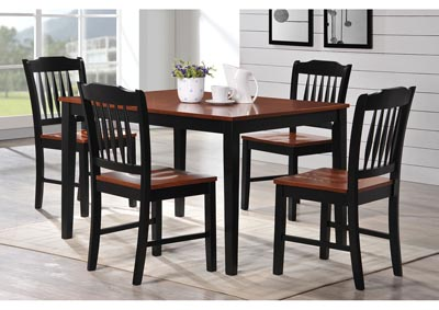 5Pc Harrow Dining Set