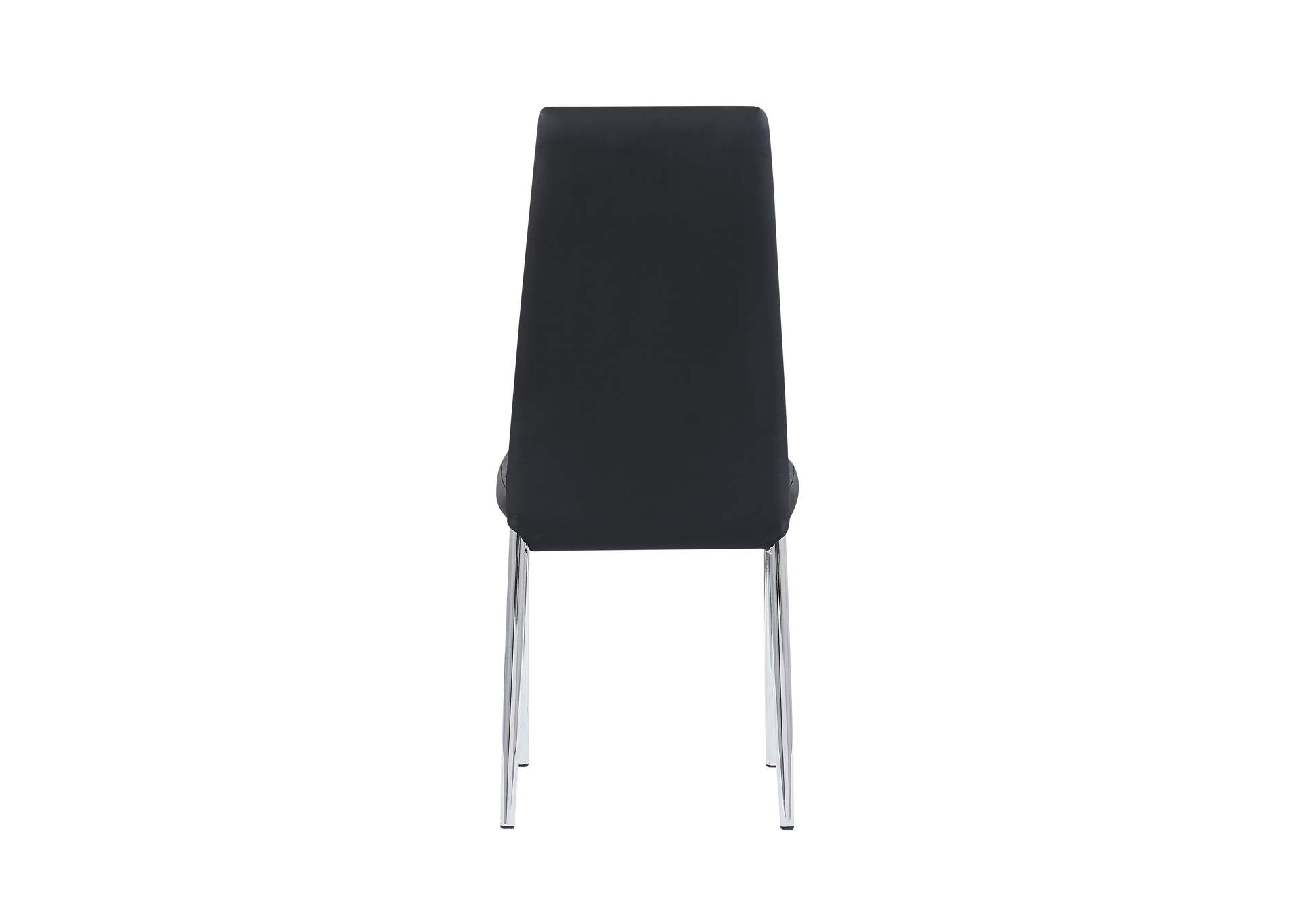Black Dining Chair (Set of 4),Global Furniture USA