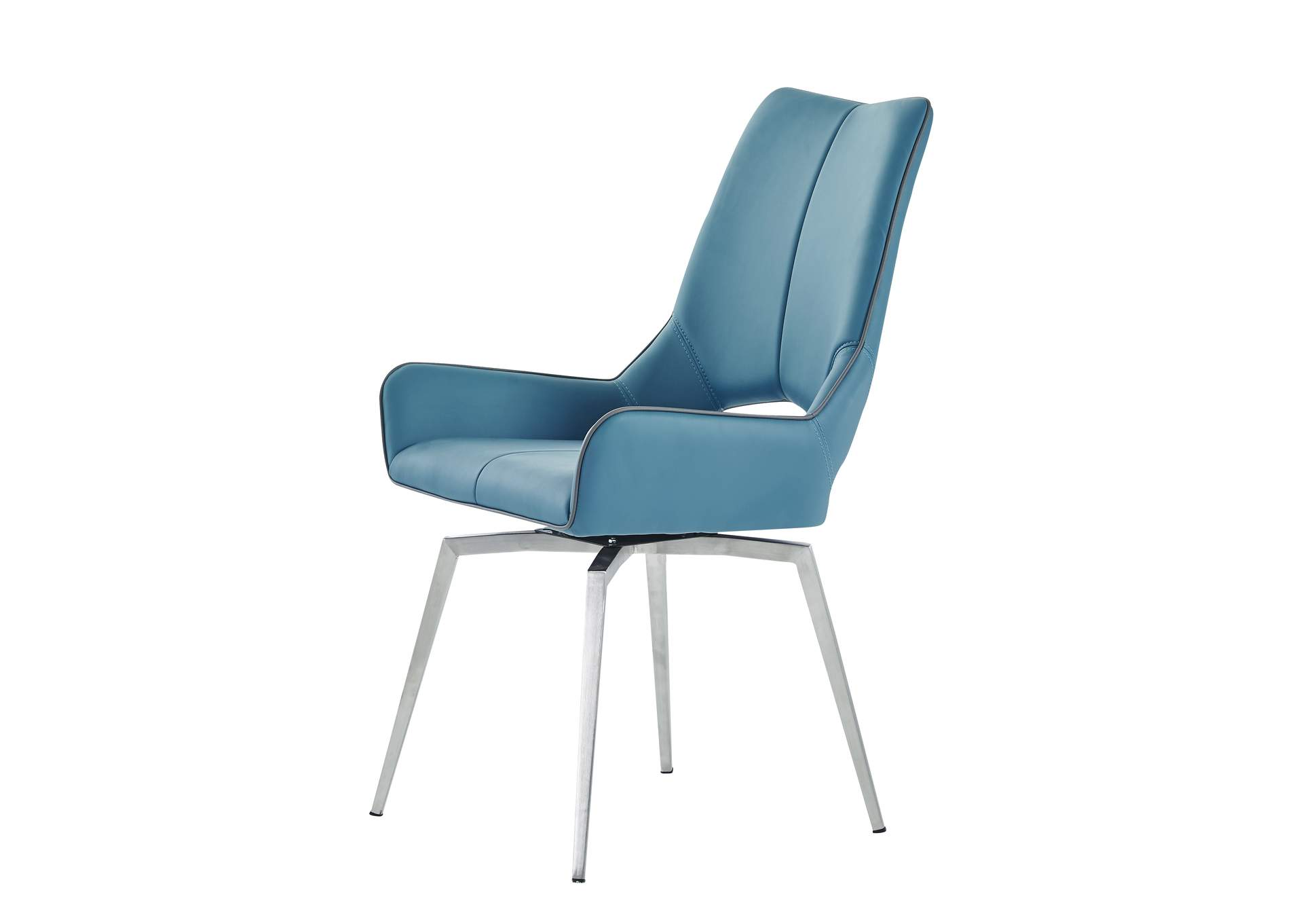 Turquoise Dining Chair,Global Furniture USA