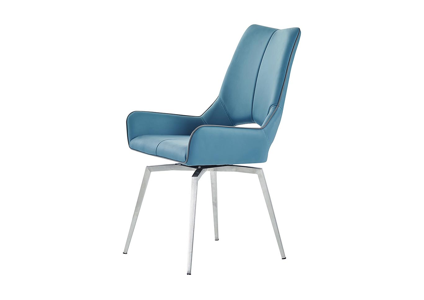 Turquoise Dining Chair (Set of 2),Global Furniture USA