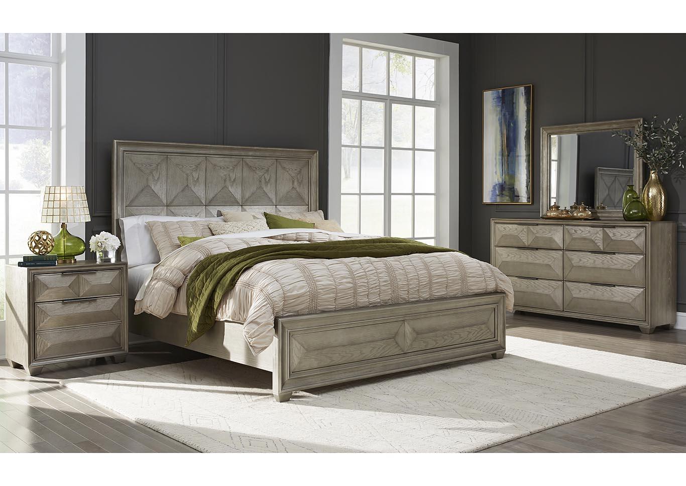 Fine Furniture | Coral Springs, FL Soho Silver King Bed