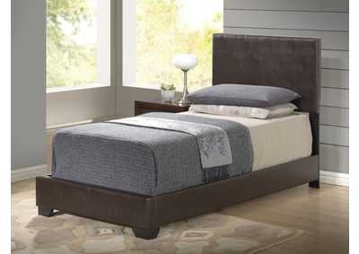 Image for 8103 Brown Twin Bed