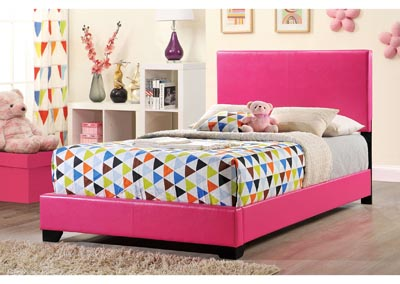 Image for 8103 Pink Full Bed