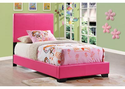Image for 8103 Pink Twin Bed