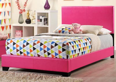 Image for 8103 Pink Full Bed Pink