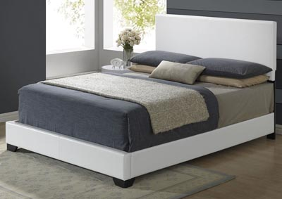 Image for 8103 White King Bed