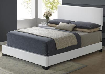 Image for 8103 White Queen Bed