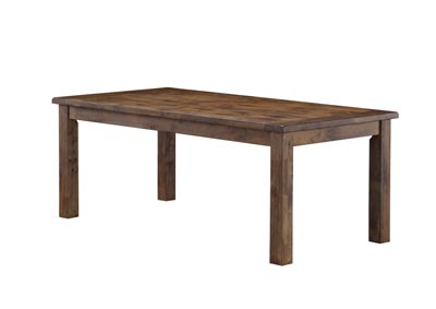 Classic Walnut Dining Table