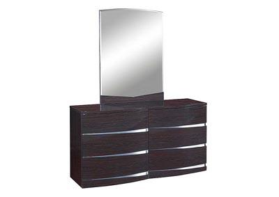 Aurora Wenge Big Dresser
