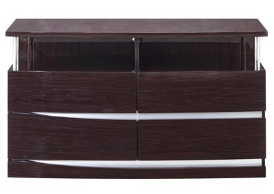 Aurora Wenge Entertainment Unit