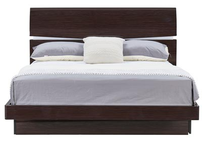Aurora Wenge Full Bed