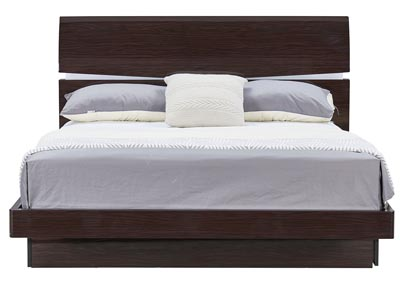 Aurora Wenge King Bed