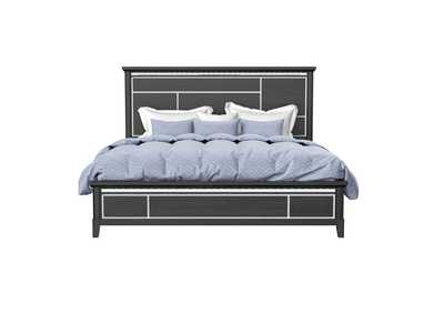 Image for Black Queen Bed