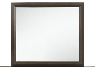 Image for Ayden Espresso Mirror Antique