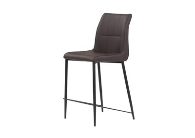 Dark Brown Barstool