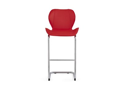 Red Barstool (Set of 4)