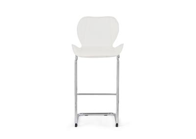 White Barstool (Set of 4)