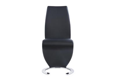 Black Dining Chair (Set of 2)