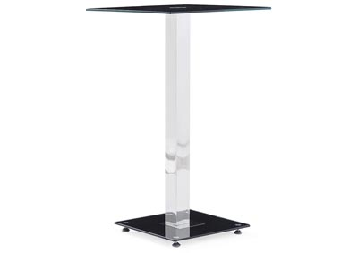 Black Bar Table
