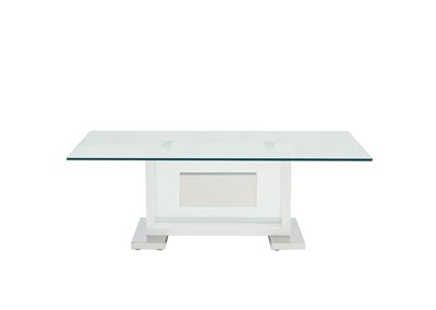 White White Coffee Table