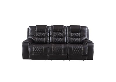 Image for U12016 Brown Power Reclining Sofa