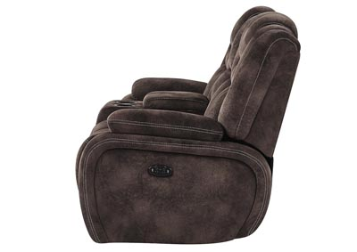 Magnificent Charisma Furniture Night Range Chocolate Power Reclining Andrewgaddart Wooden Chair Designs For Living Room Andrewgaddartcom