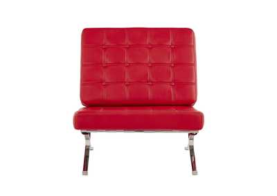 Natalie Red Chair