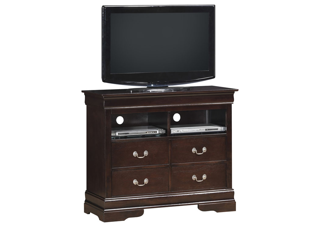Cappuccino TV Chest,Glory Furniture