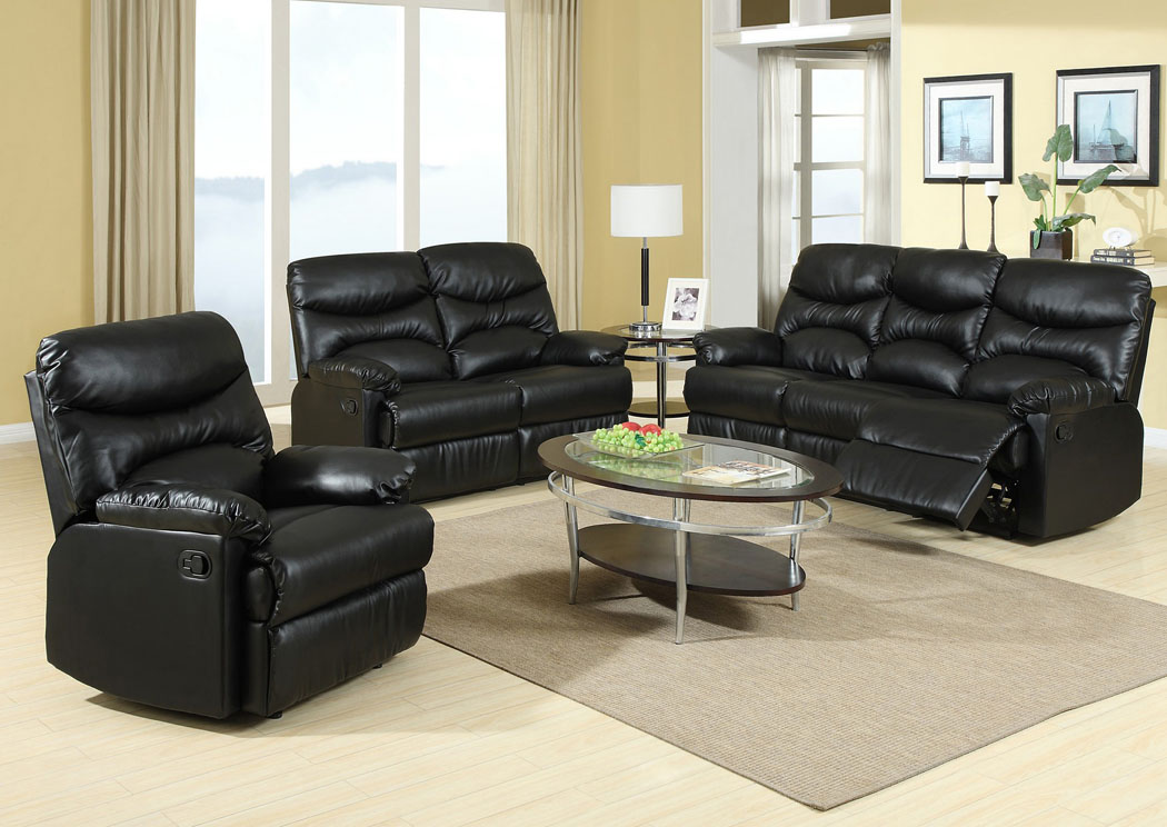 Excellent Home Furnishings Depot Ny Black Bonded Leather Double Beutiful Home Inspiration Cosmmahrainfo