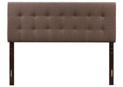 Brown King Headboard