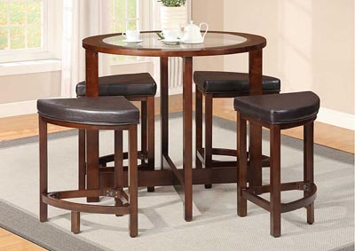 Cappuccino Stool (Set of 4)