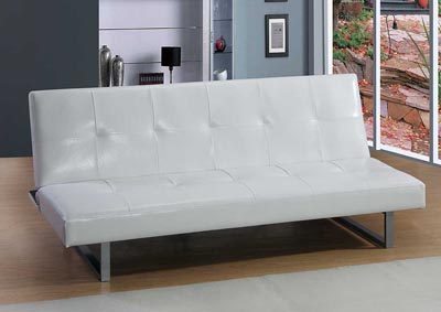 White Sofa Bed