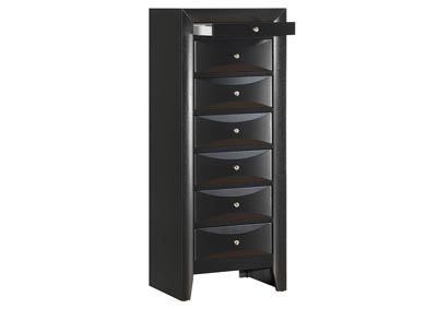 Image for Gray 7 Drawer Lingerie Chest