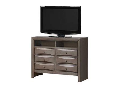 Image for Gray TV Chest