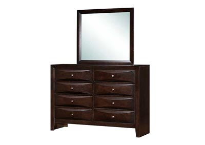 Image for Cappuccino Dresser