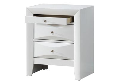 Image for White Night Stand