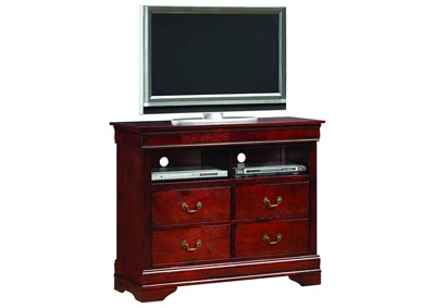 Cherry TV Chest