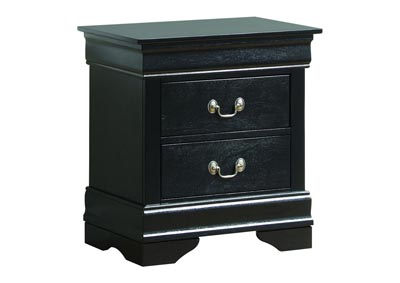 Image for Black Night Stand