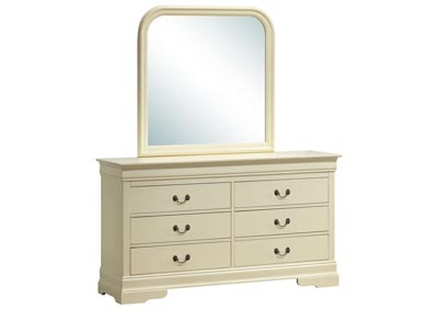 Image for Beige Dresser