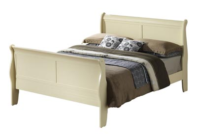 Image for Beige King Sleigh Bed