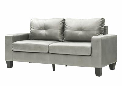 Antiqued Silver Newbury Modular Sofa